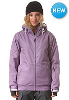 LIGHT Womens Bloom Jacket orchid