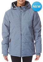 LIGHT Womens Celsius Jacket blue heather