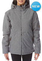 LIGHT Womens Celsius Jacket grey heather