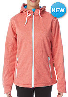 LIGHT Womens Cita Jacket berry heather