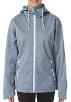 LIGHT Womens Cita Jacket blue heather