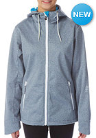 LIGHT Womens Cita Jacket blue heather