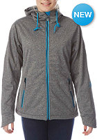 LIGHT Womens Cita Jacket dark grey heather