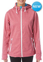 LIGHT Womens Cita Jacket red heather