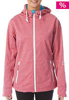 LIGHT Womens Cita red heather