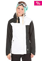 LIGHT Womens Crusader Jacket 2012 white/black