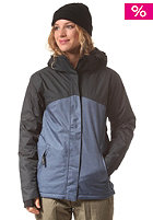 LIGHT Womens Crusader Jacket dark blue/black