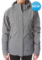 LIGHT Womens Crusader Jacket grey heather