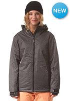 LIGHT Womens Ease Jacket dark grey heather