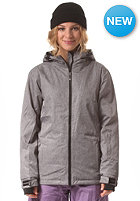 LIGHT Womens Ease Jacket grey heather