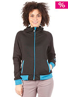 LIGHT Womens Hide Fleece Jacket 2013 Black