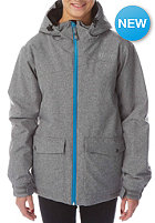 LIGHT Womens June Jacket grey heather