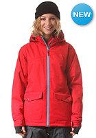 LIGHT Womens June Jacket red