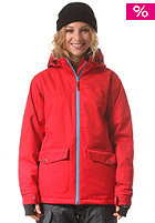 LIGHT Womens June Jacket red