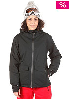 LIGHT Womens June Snow Jacket Black