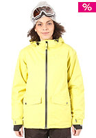 LIGHT Womens June Snow Jacket Sulphur