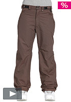 LIGHT Womens Lola Pant brown