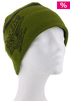 LIGHT Womens Love Beanie olive