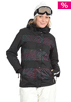 LIGHT Womens Mia Jacket 2011 black/polka black