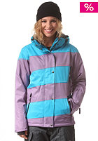 LIGHT Womens Mia Jacket orchid/hawaiian blue