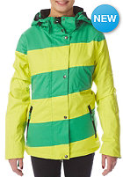 LIGHT Womens Mia Jacket sulphur kelly green