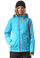 LIGHT Womens Pearl Jacket hawaiian blue