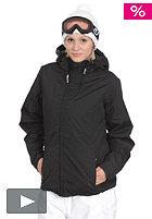 LIGHT Womens Pearl Snow Jacket black
