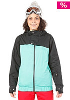 LIGHT Womens Ryder Snow Jacket Billiard/Black
