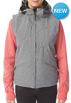 LIGHT Womens Sugar Jacket grey heather