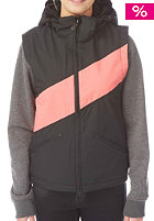 LIGHT Womens Sugar Snow Jacket black sugar