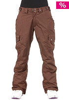 LIGHT Womens Swing Pant Brown