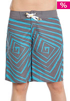 LIGHT Womens Trunk Psycogirl Boardshort charcoal