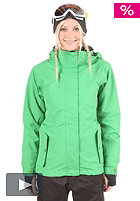 LIGHT Womens Zelda Jacket kelly green