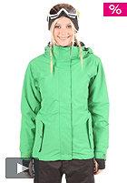 LIGHT Womens Zelda Jacket kelly green