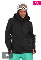 LIGHT Womens Zelda Snow Jacket black