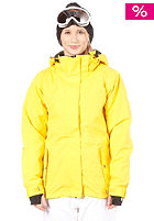 LIGHT Womens Zelda Snow Jacket Yellow