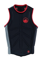 LIQUID FORCE Cardigan Comp 2015 Impact Vest blk