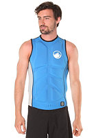 LIQUID FORCE Cardigan Comp 2015 Impact Vest blue/wht