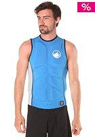 LIQUID FORCE Cardigan Comp 2015 Impact Vest blue/wht