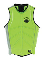 LIQUID FORCE Cardigan Comp 2015 Impact Vest yel-grn