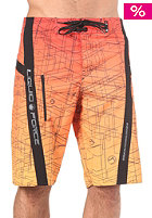 LIQUID FORCE City Grid Boardshort orange