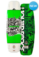 LIQUID FORCE Deluxe HYB 136cm Wakeboard green