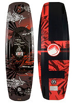 LIQUID FORCE Deluxe Hybrid Wakeboard 2013 143cm one color