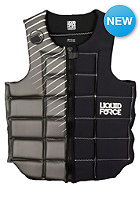 LIQUID FORCE Flex Comp CE Vest blk/sil