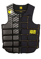 LIQUID FORCE Flex Comp CE Vest blk/ylw