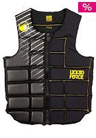 LIQUID FORCE Flex Comp CE Vest blk/ylw