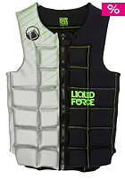 LIQUID FORCE Flex Comp Vest 2013 BLK/SLV