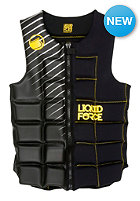LIQUID FORCE Flex Comp Vest 2013 BLK/YEL