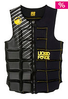 LIQUID FORCE Flex Comp Vest 2013 BLK/YEL