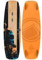 LIQUID FORCE FLX 2015 Wakeboard 139cm wood/orange